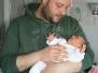Auguri alla prima nata dell'anno